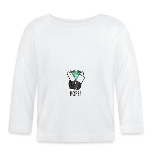 68 hope2021 - Baby Langarmshirt