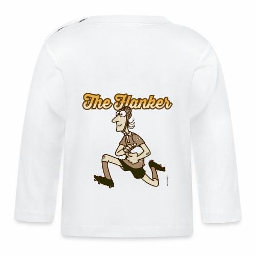 Flanker_Marplo_mug.png - Maglietta a manica lunga per bambini