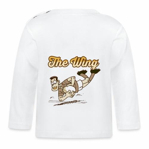 Wing_Marplo_mug - Maglietta a manica lunga per bambini