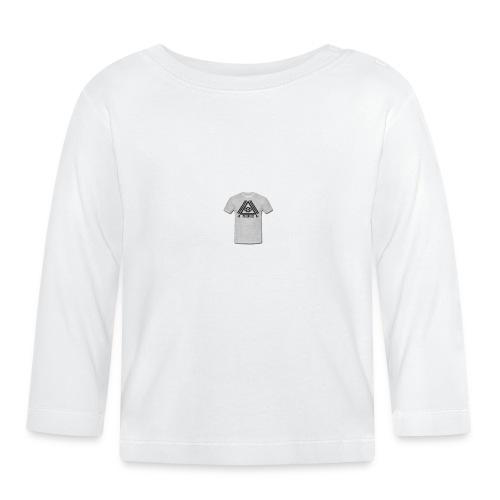 Fr-png - Langærmet babyshirt