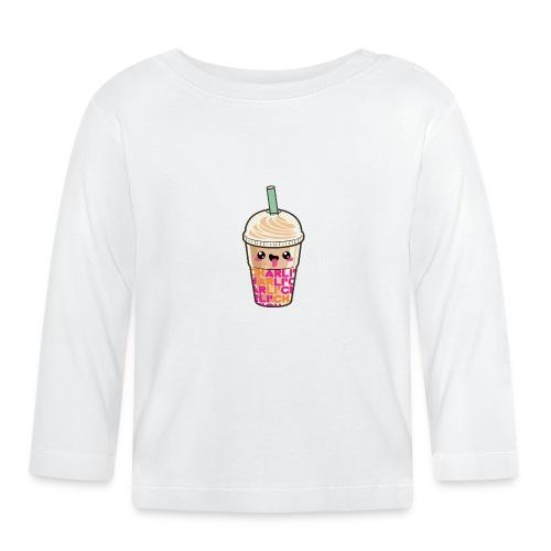 00411 Iced Coffee Charli Damelio - Camiseta manga larga bebé