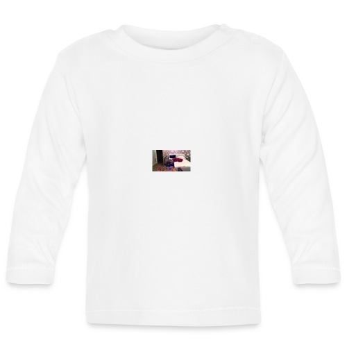 Gabes monster of doom - Baby Long Sleeve T-Shirt