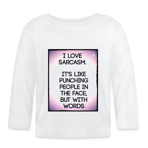 SARCASM - T-shirt
