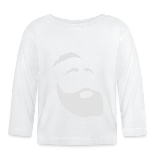 The Beard - Maglietta a manica lunga per bambini