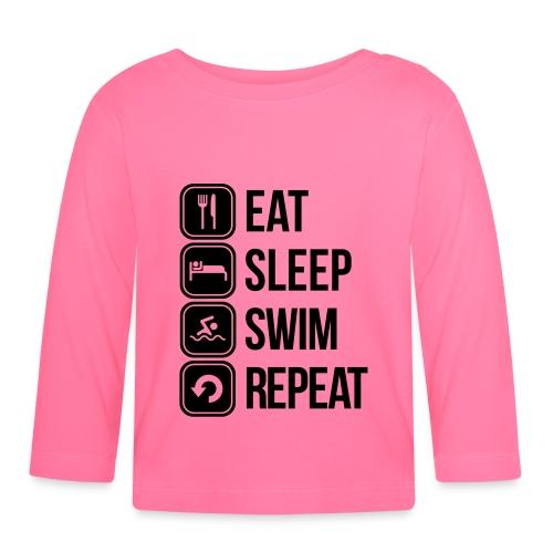 zwemmen - T-shirt