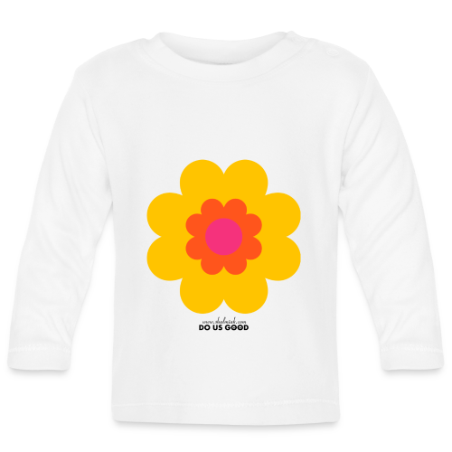BIG SUNSHINE - Vauvan pitkähihainen paita