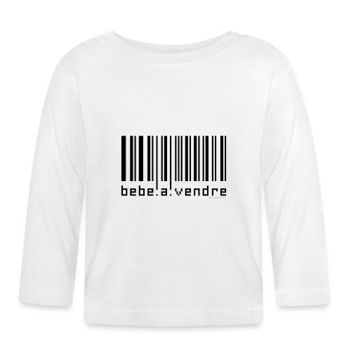 Bébé à vendre - T-shirt manches longues Bébé
