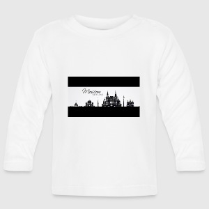 MOSCOW SKYLINE (EDITION) - Baby Langarmshirt