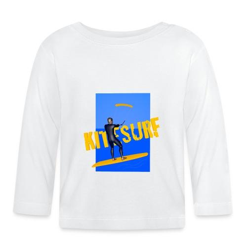 KITESURF HOMME - T-shirt manches longues Bébé
