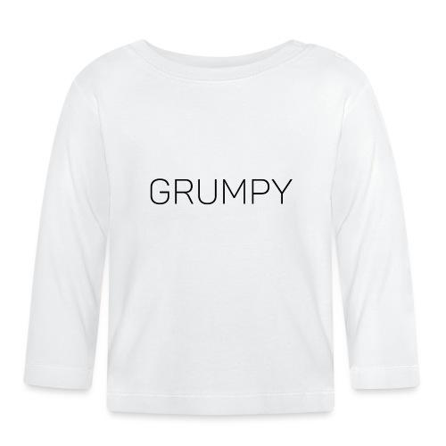 Grumpy - Camiseta manga larga bebé