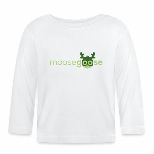 moosegoose #01 - Baby Langarmshirt