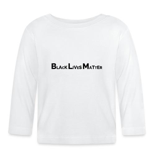 Black Lives Matter - Camiseta manga larga bebé