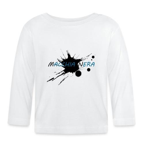 Macchia Nera - Maglietta a manica lunga per bambini