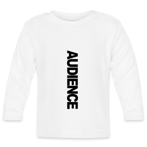 audienceiphonevertical - Baby Long Sleeve T-Shirt