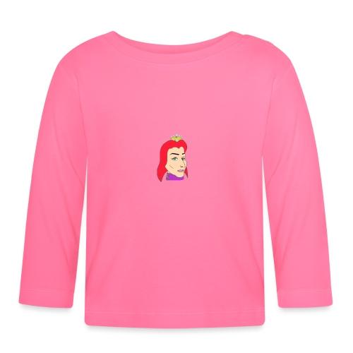 queen - Camiseta manga larga bebé