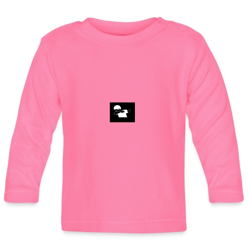 The Dab amy - Baby Long Sleeve T-Shirt