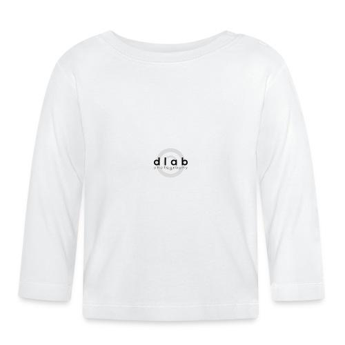 1_logo_dlab_2015 - Maglietta a manica lunga per bambini