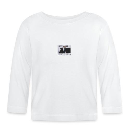 asap rocky - Långärmad T-shirt baby