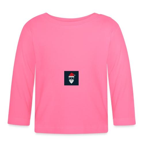 Trap Navideño - Camiseta manga larga bebé
