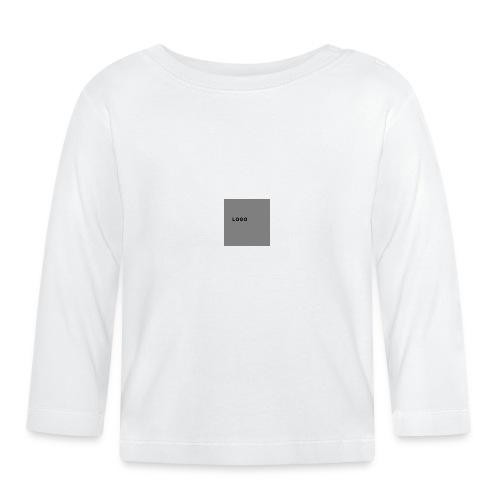 Logo-png - Koszulka niemowlęca z długim rękawem