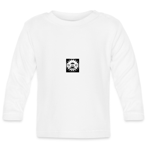 swe_man_loggo-png - Långärmad T-shirt baby