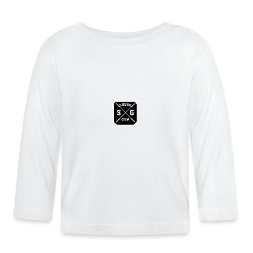 Gym squad t-shirt - Baby Long Sleeve T-Shirt