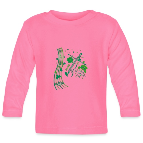 St.Patrick's Day - Baby Long Sleeve T-Shirt