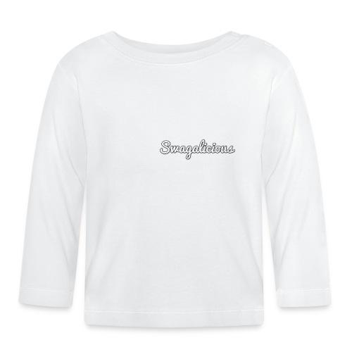 swagalicious png - Baby Long Sleeve T-Shirt