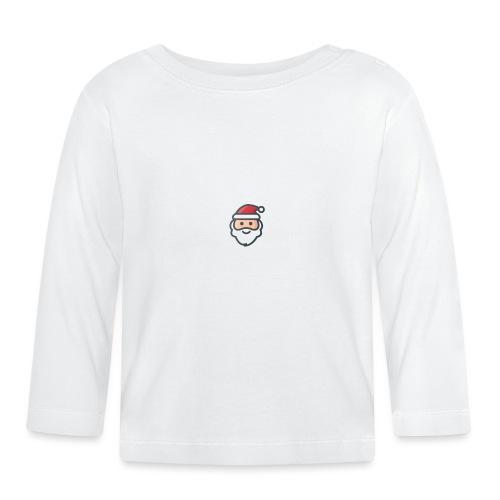 santa - Baby Long Sleeve T-Shirt