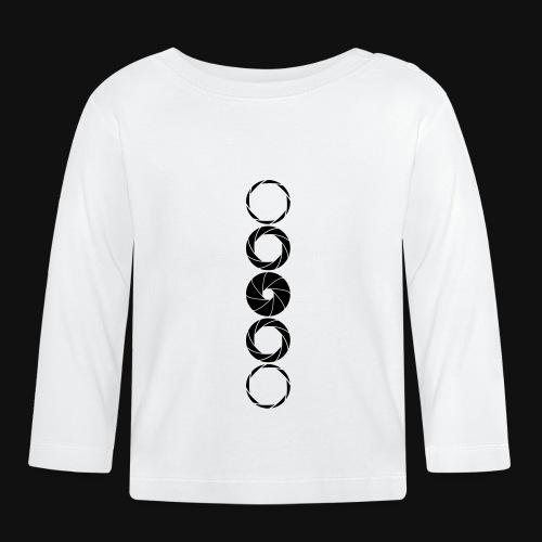 Aperture Range - Baby Langarmshirt