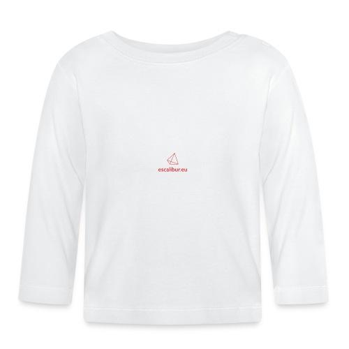 esc_logo - Maglietta a manica lunga per bambini