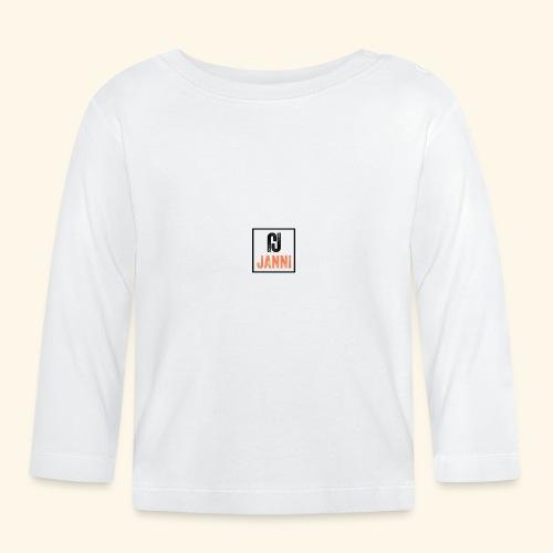 Janni Original Design - Langærmet babyshirt