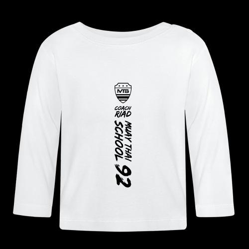 (mst92finalv3) - T-shirt manches longues Bébé