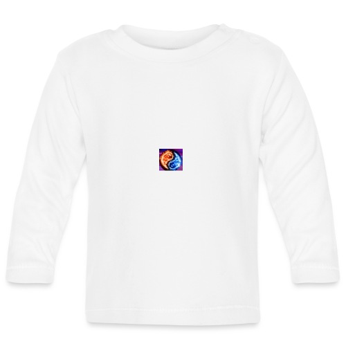 The flame - Baby Long Sleeve T-Shirt