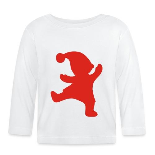 Santas helper - Vauvan pitkähihainen paita