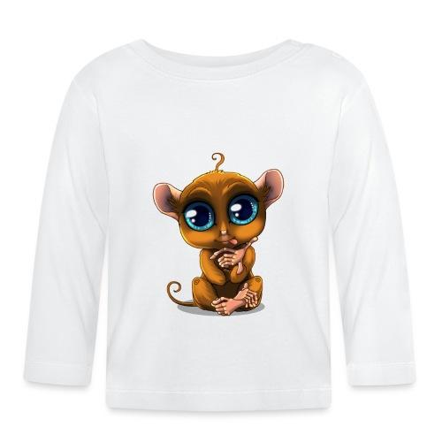 Tarsier Monkey - T-shirt manches longues Bébé