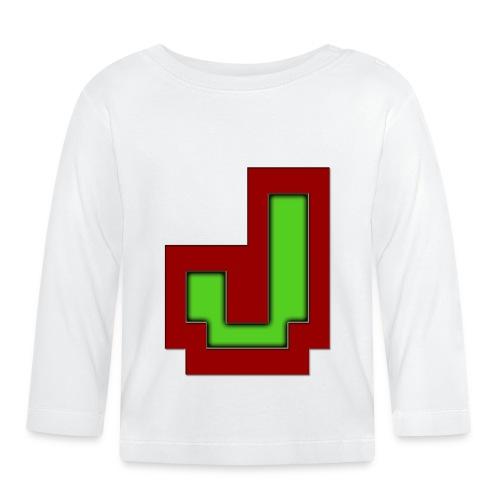 Stilrent_J - Langærmet babyshirt