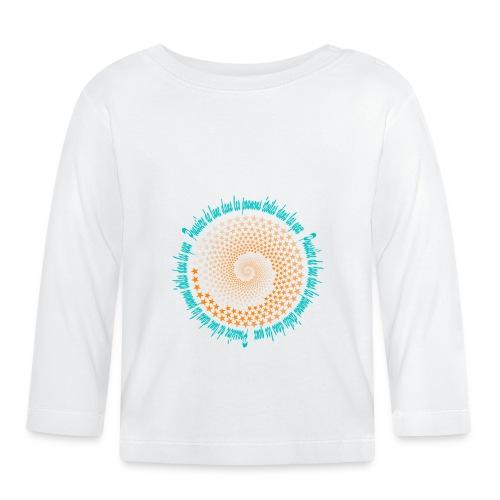 Poussière de lune - T-shirt manches longues Bébé