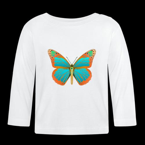 D12 Monarch Butterfly Dean version - Camiseta manga larga bebé