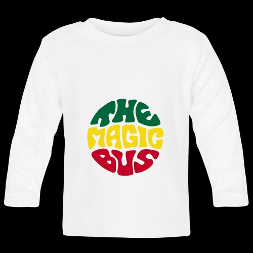 THE MAGIC BUS - Baby Long Sleeve T-Shirt