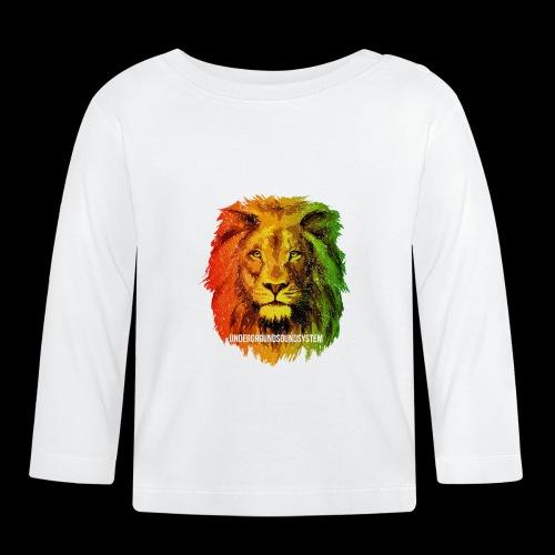 THE LION OF JUDAH - Baby Langarmshirt