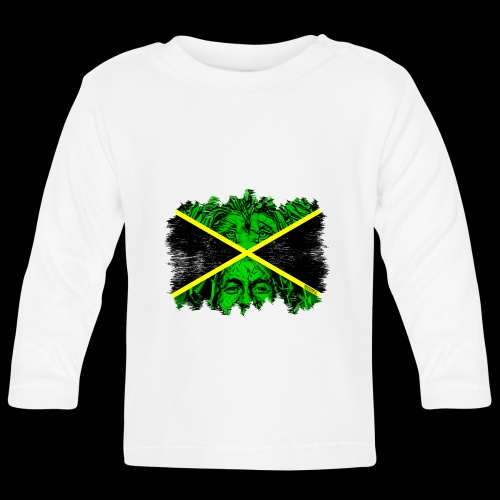 LION BOB JAMAICA - Baby Langarmshirt