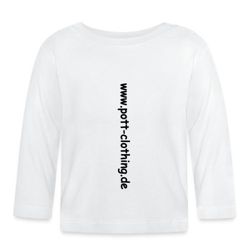 www pott clothing de - Baby Langarmshirt