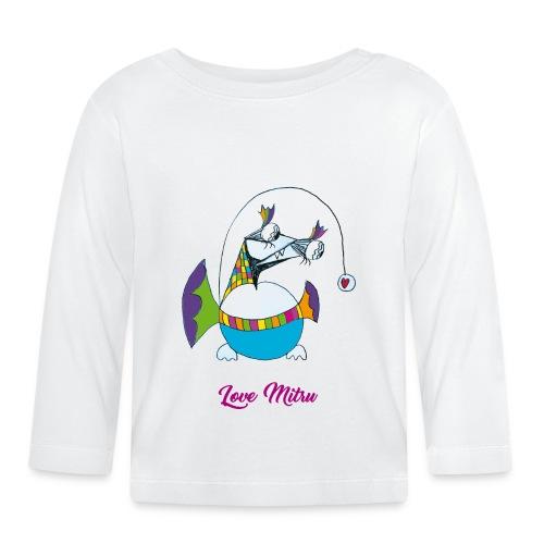 Love Mitru - T-shirt manches longues Bébé