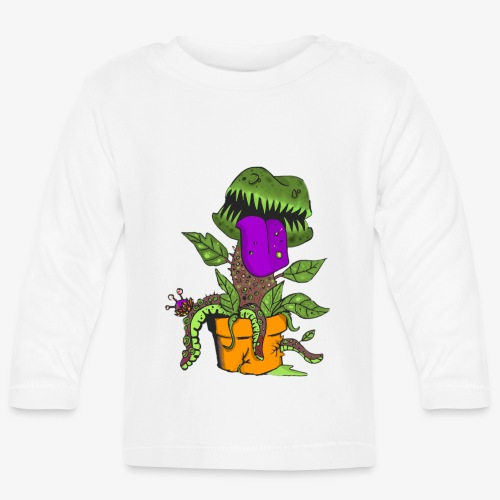 Carnivorous Plant - T-shirt manches longues Bébé