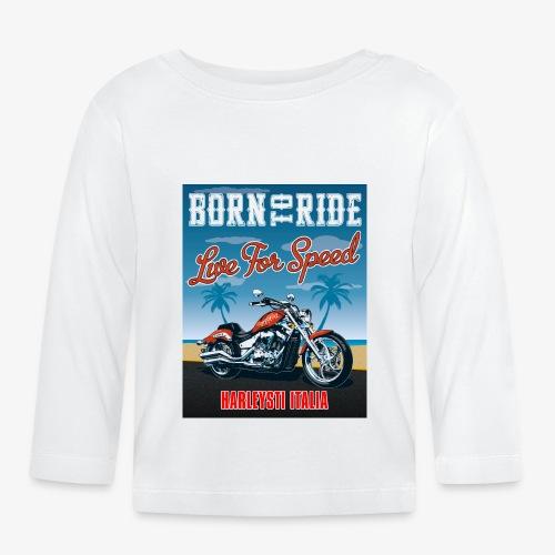 Summer 2021 - Born to ride - Maglietta a manica lunga per bambini