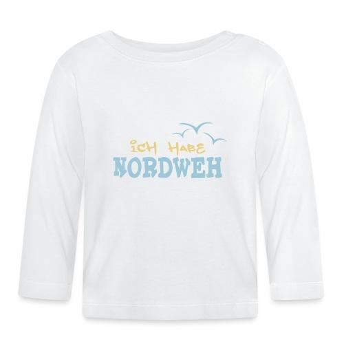 Ich habe Nordweh - Baby Langarmshirt