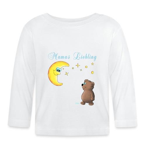 Mamas Liebling - Baby Langarmshirt