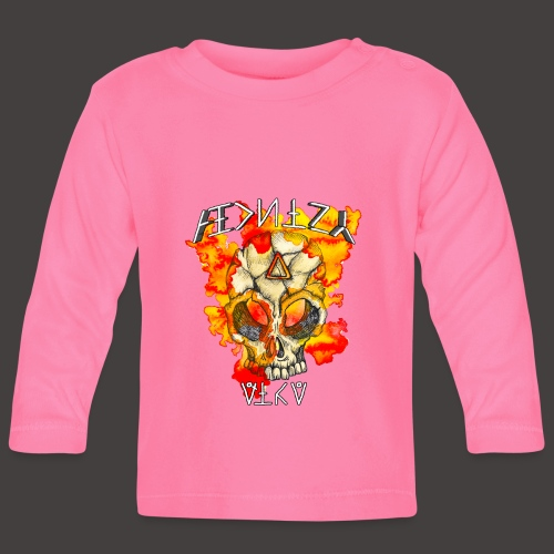 ALCHIMY: FIRE ELEMENT - T-shirt manches longues Bébé