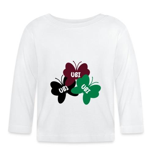 UBI - Be human - free - Baby Long Sleeve T-Shirt